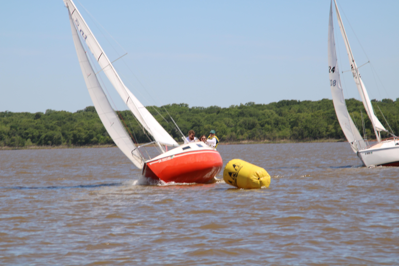 Thunderbird Sailing Club — An Oklahoma Chartered Corporation